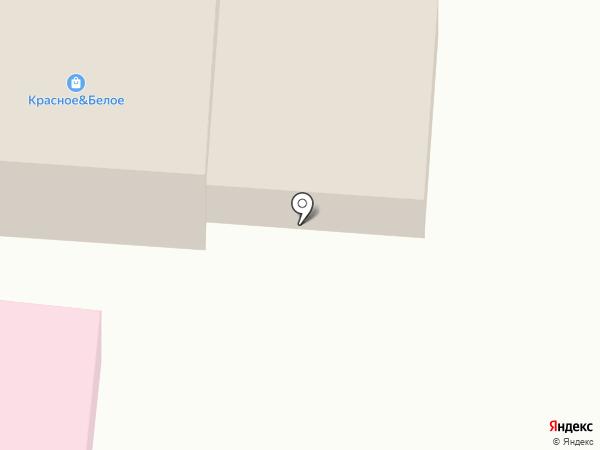 Хлебный магазин на карте