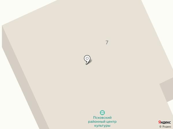 Неёловский КДЦ на карте