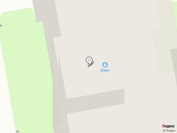 Салон красоты на Владимирской на карте