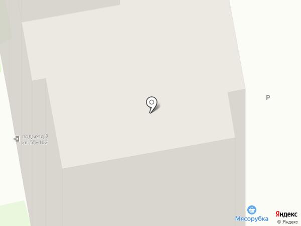 Ривьера на карте