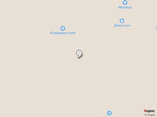 Дом и Сон на карте