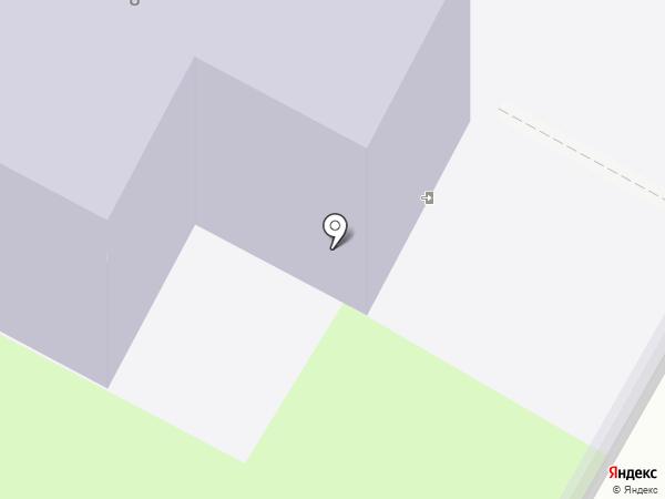 Специальная (коррекционная) общеобразовательная школа №6 на карте