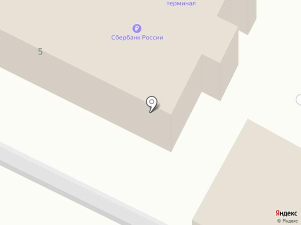ZIP CAR на карте