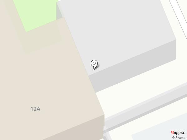Пожарная часть №2 на карте