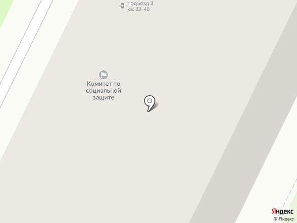 Сантэкс Плюс на карте