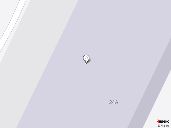 Автосервис на Ленинградском шоссе на карте