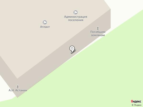 Администрация Большеижорского городского поселения на карте
