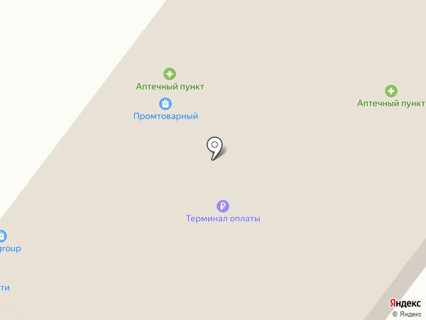 Валес на карте