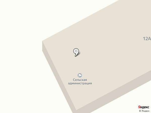 Администрация сельского поселения Сяськелево на карте