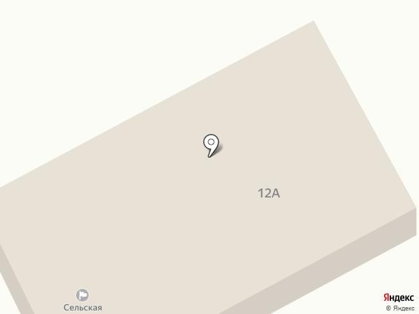 Почтовое отделение №188358 на карте