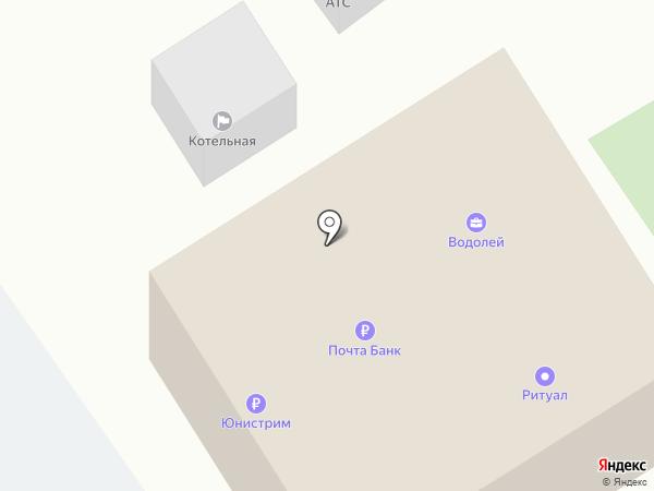 Администрация Ропшинского сельского поселения на карте