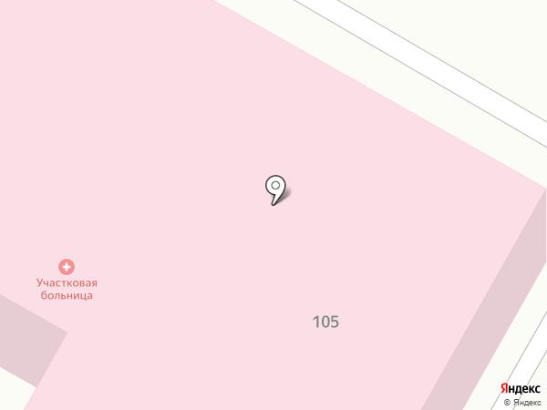 Ропшинская участковая больница на карте