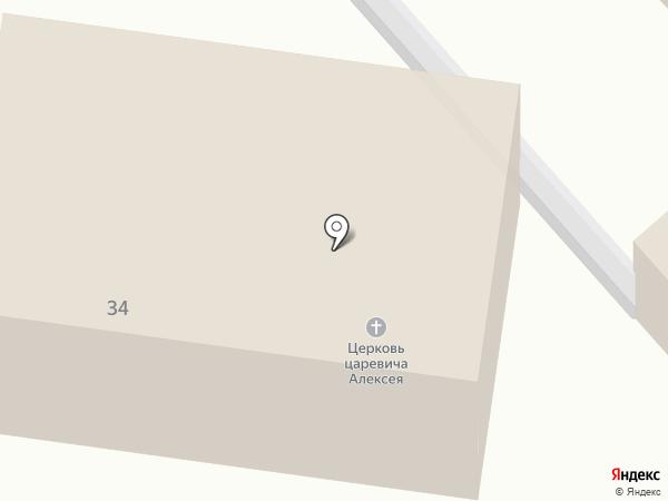 Храм Святого мученика Валерия на карте
