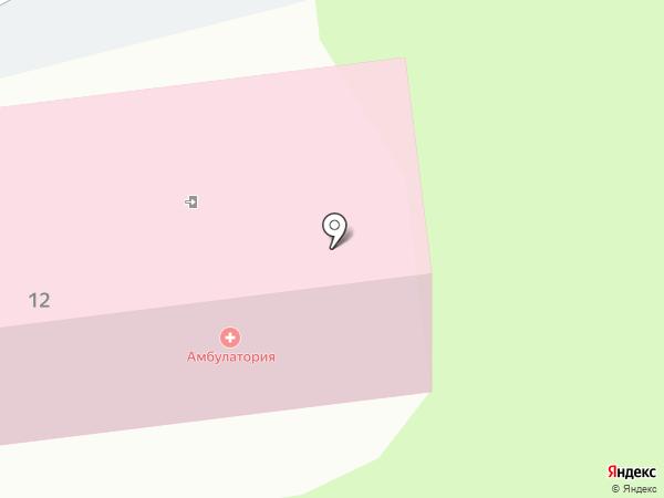 Аннинская врачебная амбулатория на карте