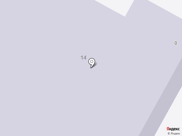 Аннинская средняя общеобразовательная школа на карте