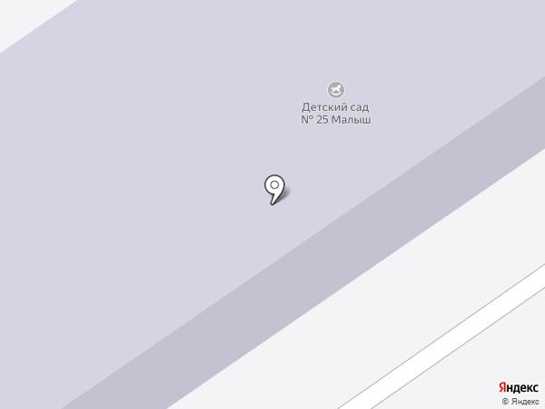 Почтовое отделение №508 на карте