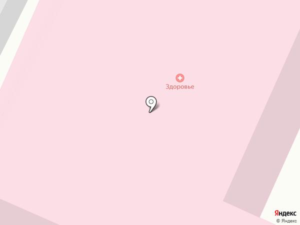 На Чехова на карте