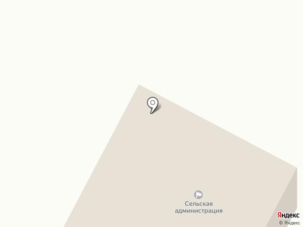 Веревское Сельское Поселение на карте