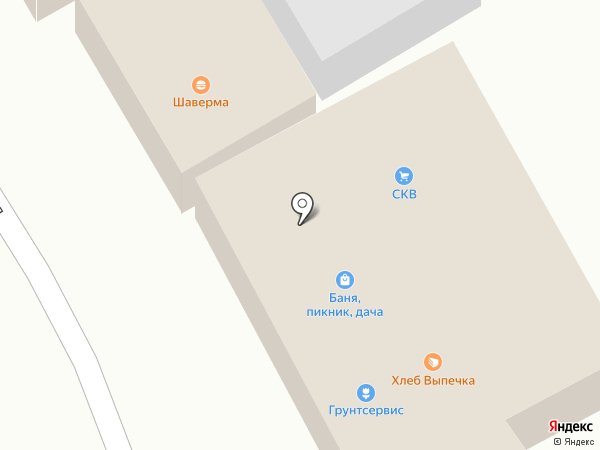 Шаверма на Восточно-Выборгском шоссе на карте
