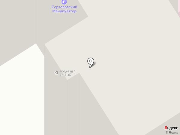 Центр экстренной медицинской помощи на карте