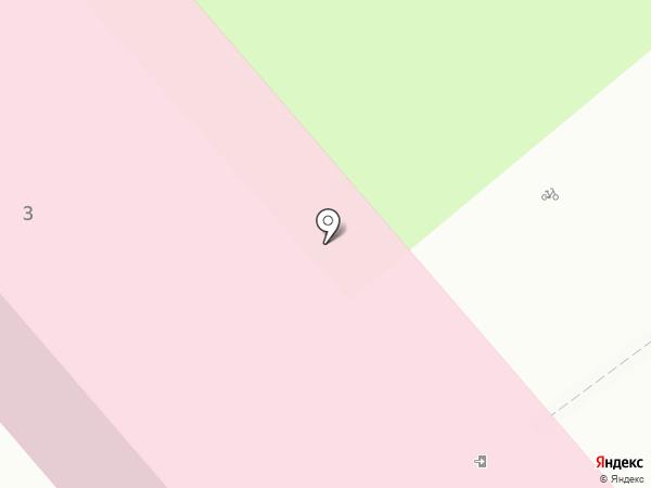 Городская поликлиника №88 на карте
