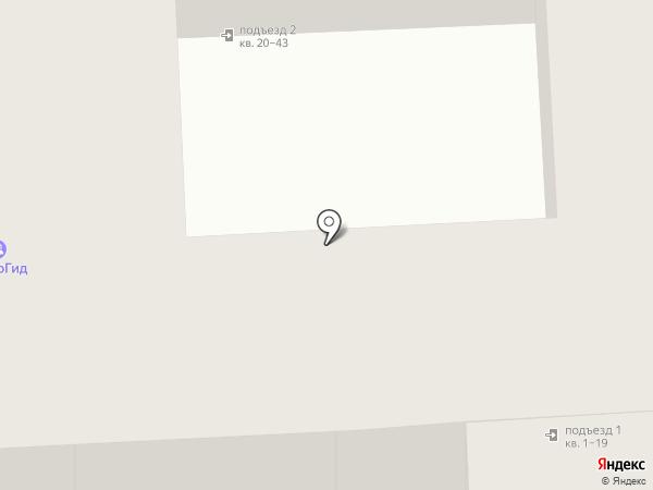 ПРИБОРЫ на карте