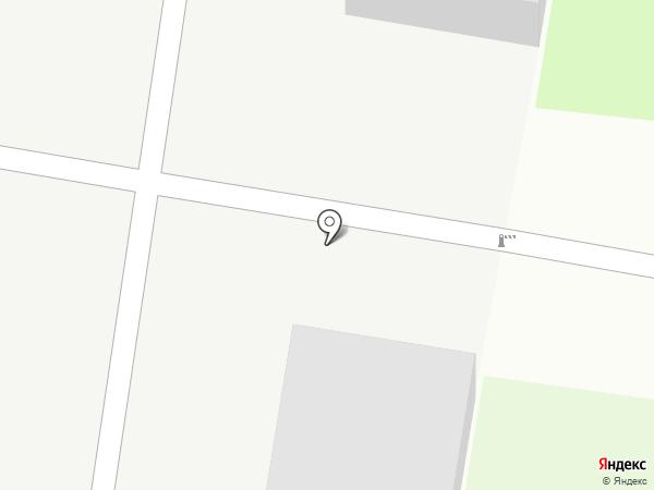 Гаражный кооператив №6 на карте