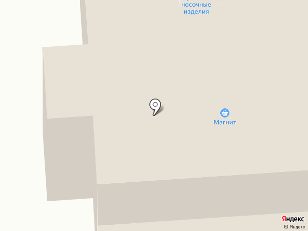 Магазин автотоваров на ул. Агалатово на карте