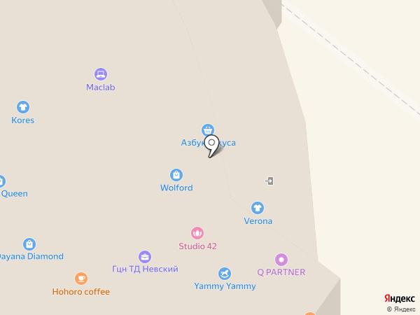 Annette Gortz на карте