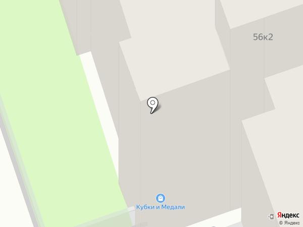 Каменноостровский 56-62, ТСЖ на карте