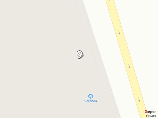 VERANDA на карте