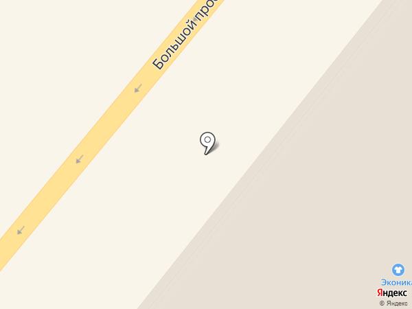Moschino на карте