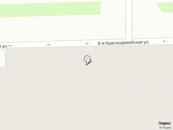 Спортивная федерация водно-моторного спорта Санкт-Петербурга на карте