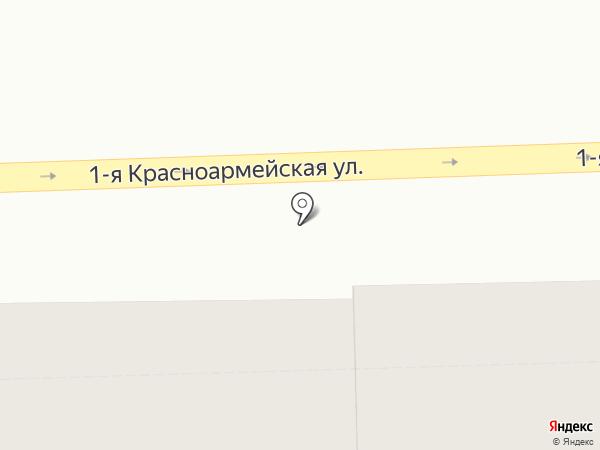 МарЛи на карте