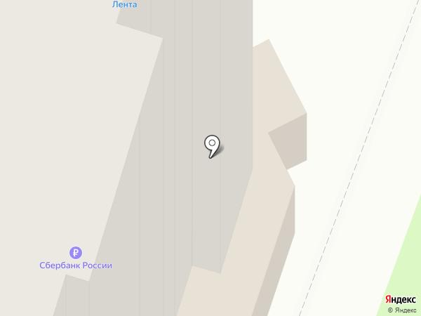 WestCall на карте
