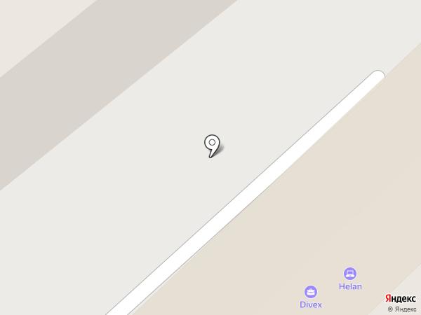 ВИРА на карте