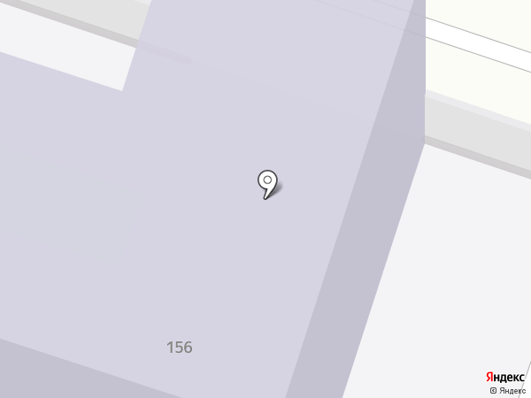 Петрос, ЗАО на карте