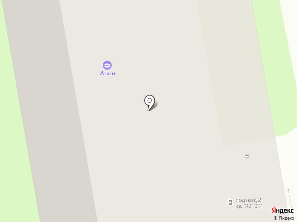 Антей-1, ТСЖ на карте