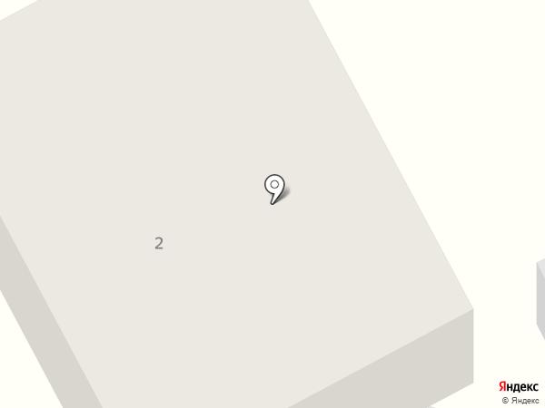 Медовое на карте