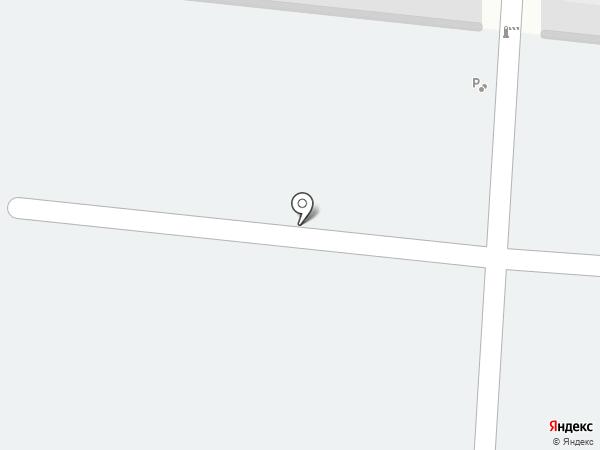 Автостоянка на Школьной на карте