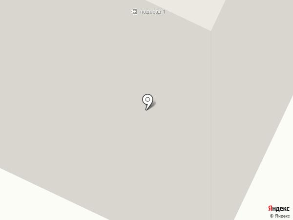 Энфилд на карте