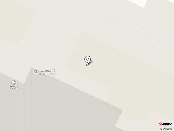 Бутлерова-13, ТСЖ на карте