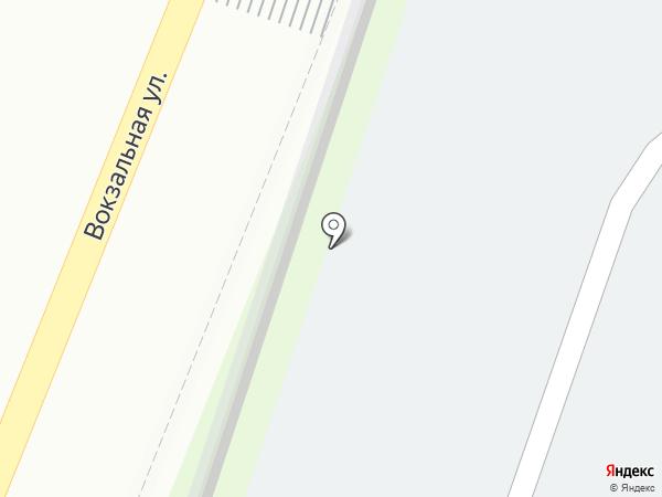 Магазин автозапчастей для ВАЗ на Привокзальной площади на карте