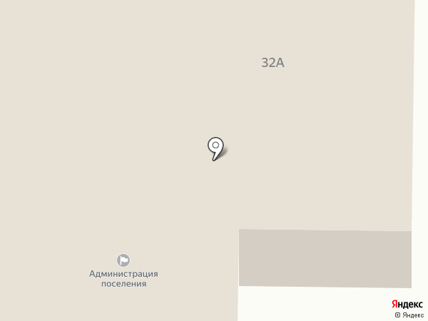 Администрация сельского поселения Муринское на карте