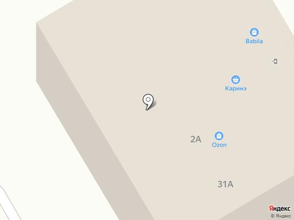 Джаз Вояж на карте