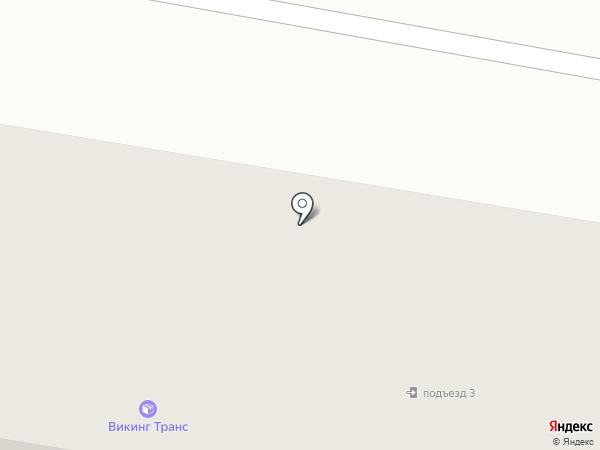 Викинг Транс на карте