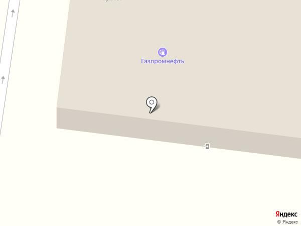 АЗС Aero на карте