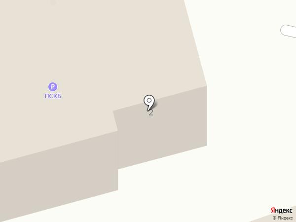 Этюд на карте