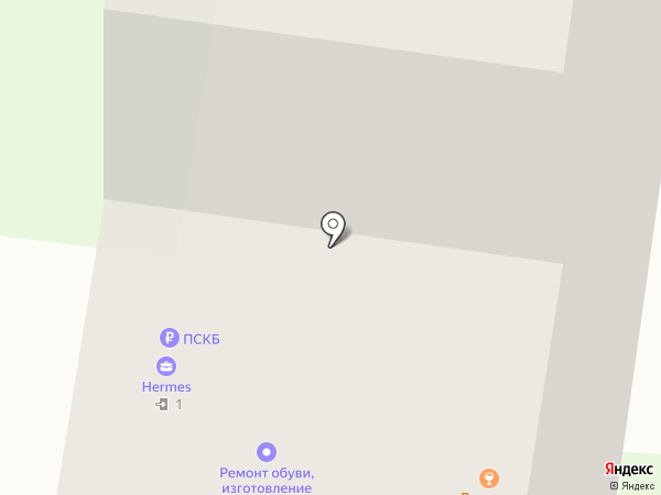 Лондон на карте