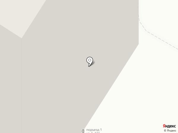 Кедр, ТСЖ на карте
